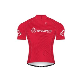 Cyclepath Silver S/S Race Jersey