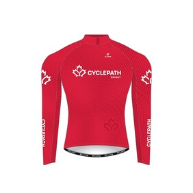Cyclepath 20/21 L/S Thermal Jersey